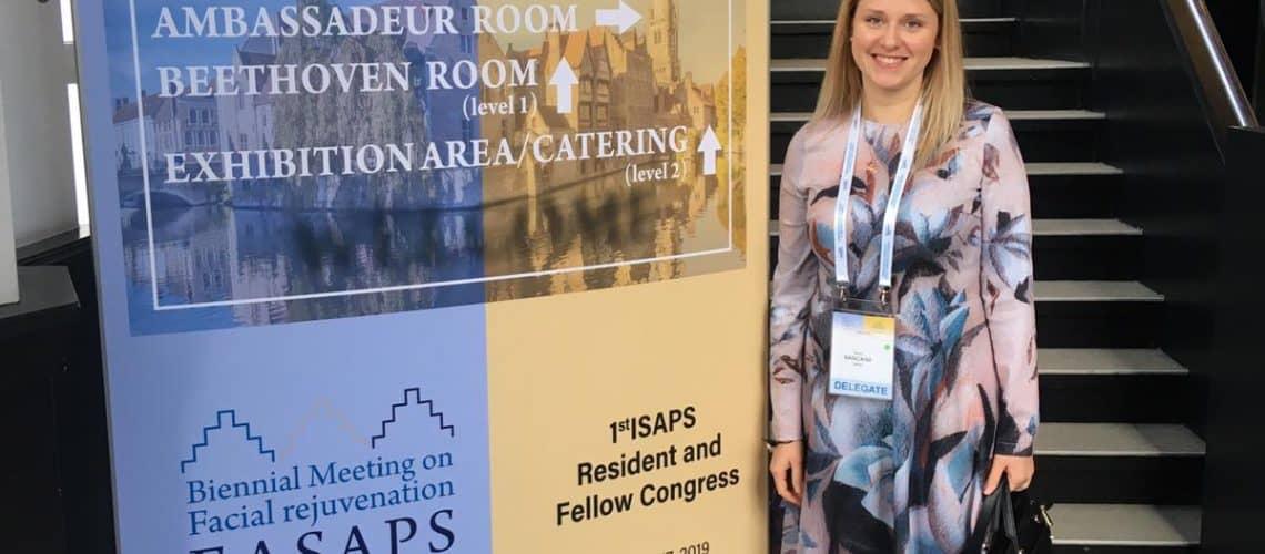 Конференция EASAPS в Брюгге, Бельгия