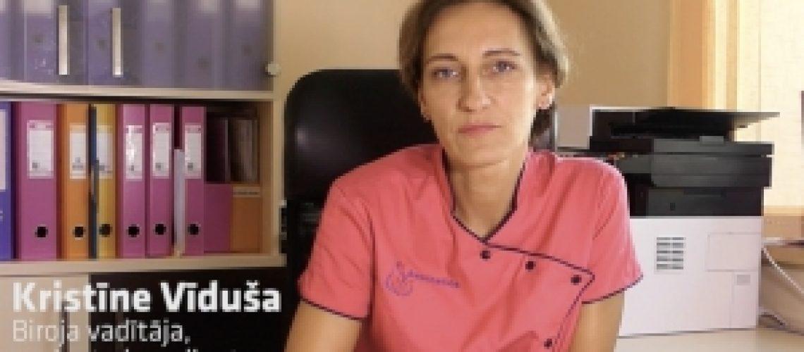 Kristīne Vīduša